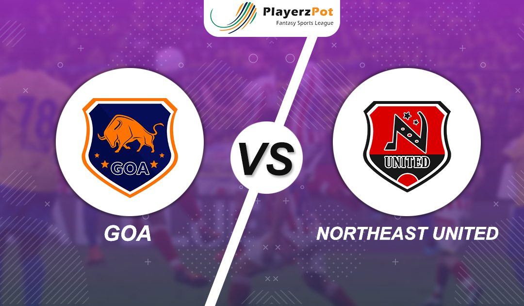 PlayerzPot Football Prediction: NorthEast vs Goa |