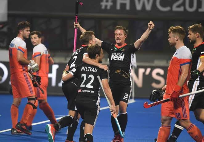 Hockey World Cup: Germany inch closer to quarters