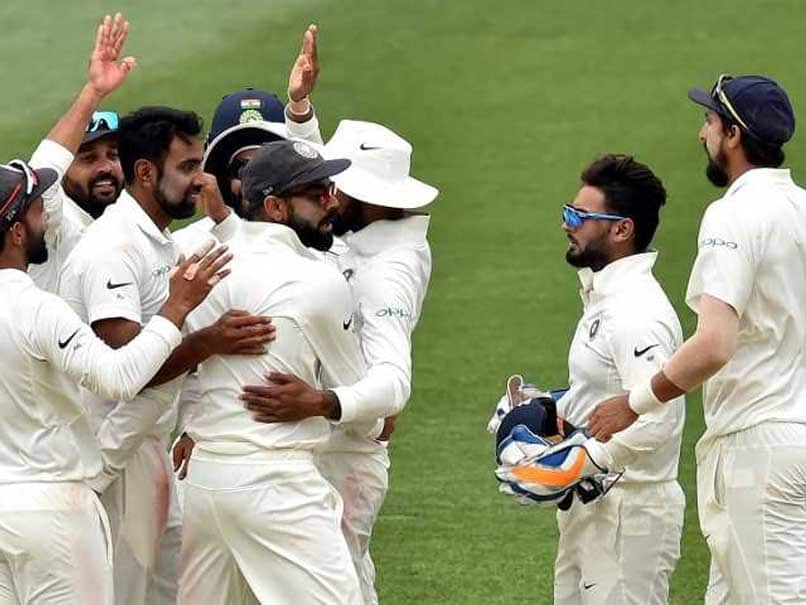 India scripts history at Adelaide beats Australia by 31 runs