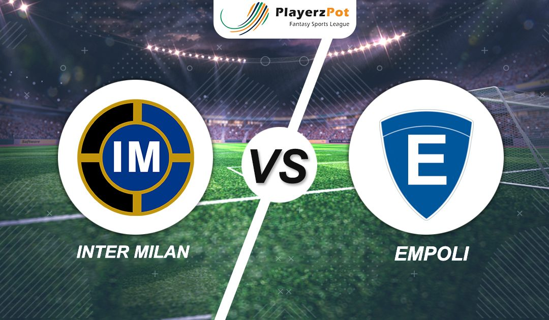 PlayerzPot Football Prediction: Inter Milan vs Empoli
