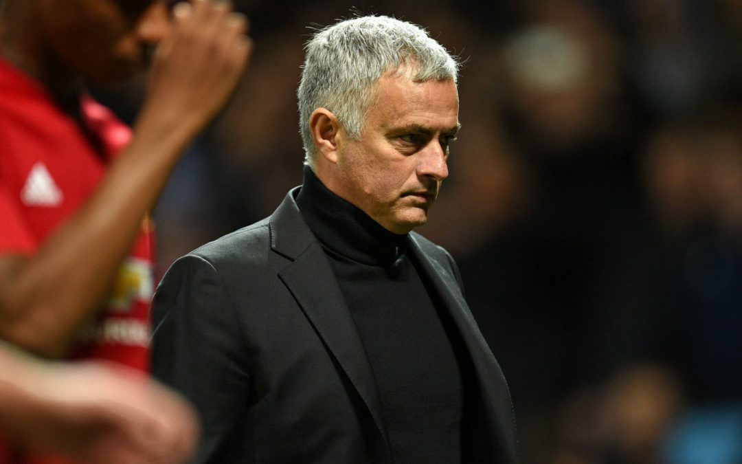 Coach Jose Mourinho ruled out of the Manchester United position |