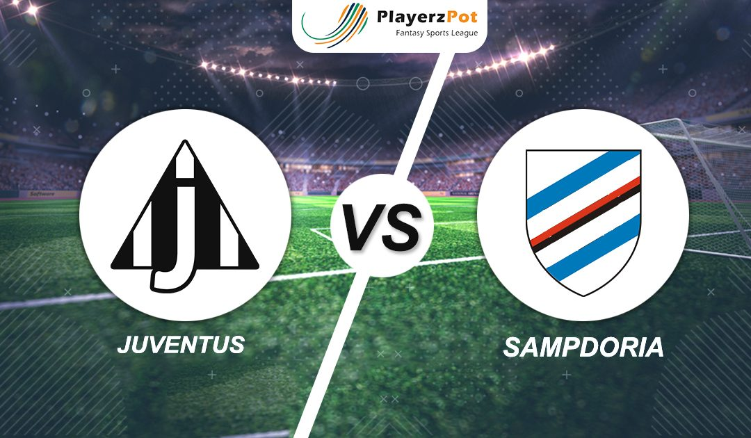PlayerzPot Football Prediction: Juventus vs Sampdoria