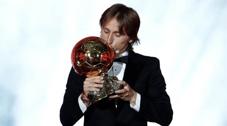 Ballon d'Or 2018: Luka Modric wins breaking the decade-long Ronaldo-Messi reign
