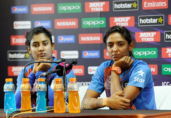Mithali and Harmanpreet stay as ODI and T20 Captains; Veda Krishnamurthy dropped