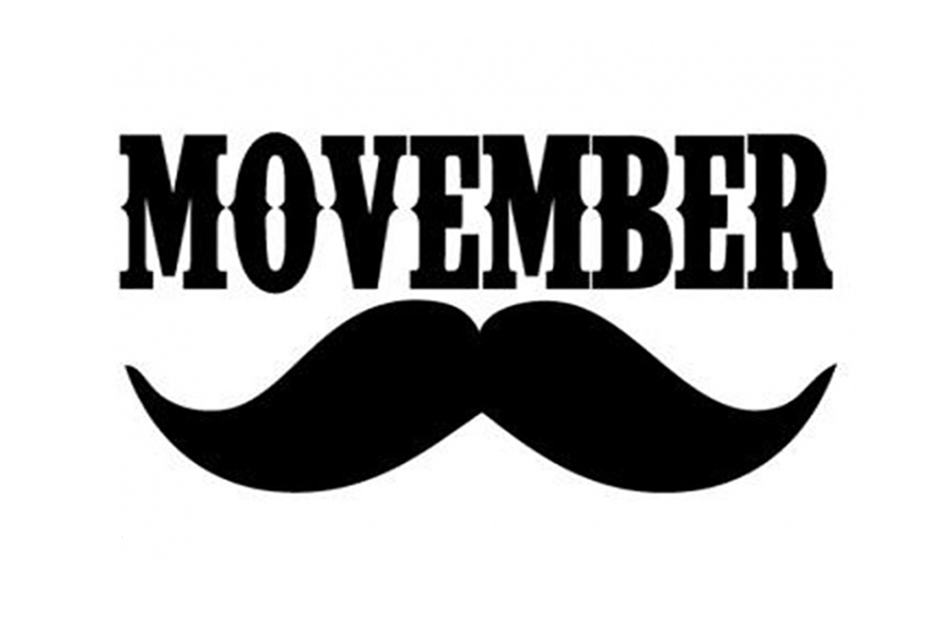 Movember- A cancer awareness act from the New Zealand Hockey players.