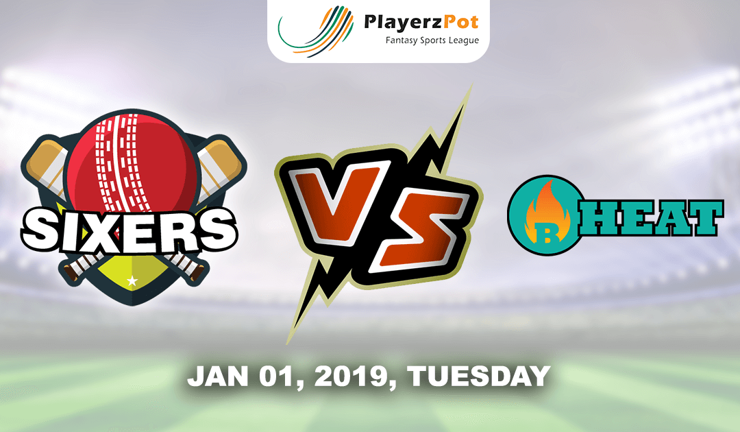 Brisbane Heat Vs Sydney Sixers | Match 15 | Big Bash Cricket