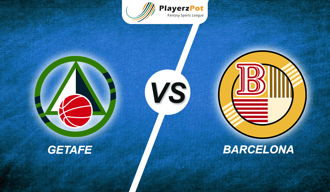 PlayerzPot Football Prediction: Getafe Vs Barcelona