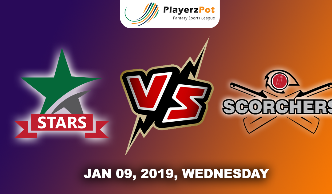 Melbourne Stars Vs Perth Scorchers | Match 25 | Big Bash Cricket