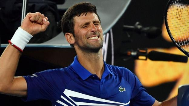 Novak Djokovic starts Australian Open with a straight-set win!