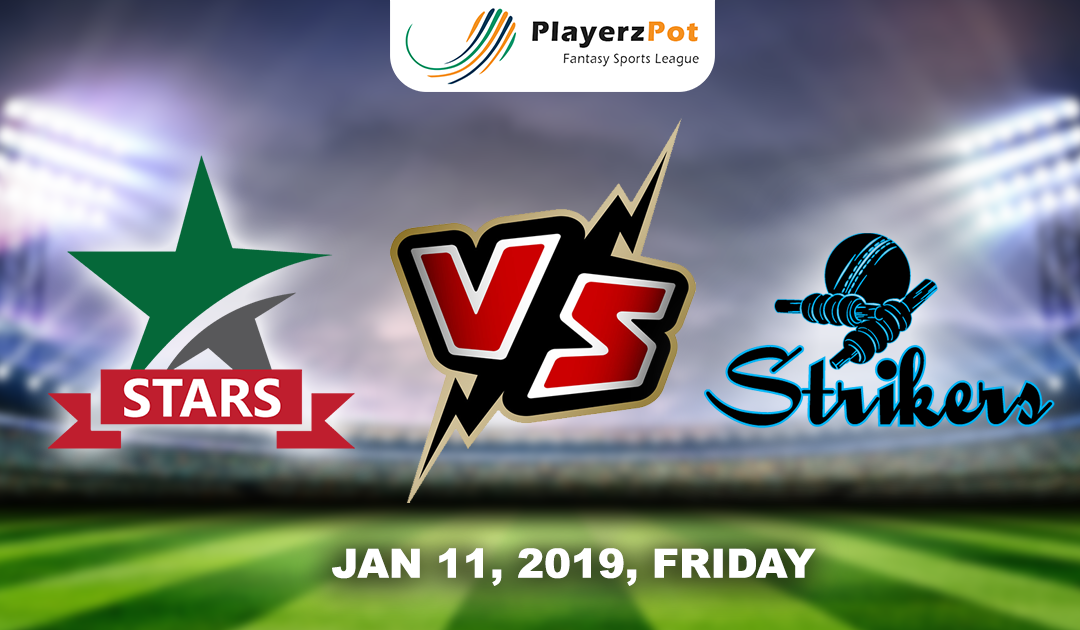 Melbourne Stars Vs Adelaide Strikers | Match 27 | Big Bash Cricket