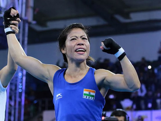 Magnificent Mary Kom becomes World No 1 in AIBA rankings