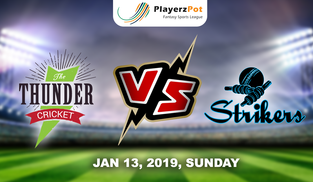 Sydney Thunders Vs Adelaide Strikers | Match 28 |