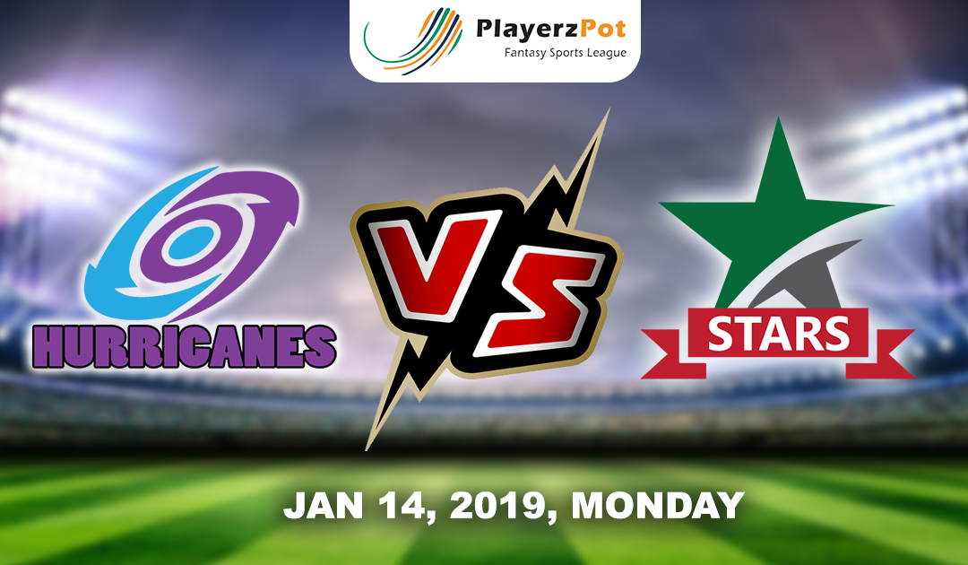 Hobart Hurricanes Vs Melbourne Stars | Match 31 |