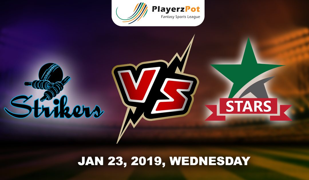 PlayerzPot Cricket Prediction: Adelaide Strikers vs Melbourne Stars  |Match 39