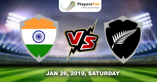 PlayerzPot Cricket Prediction: India vs New Zealand | 2nd ODI |