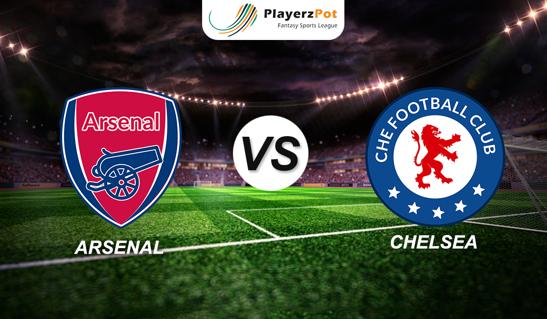 PlayerzPot Football Prediction: Arsenal vs Chelsea |