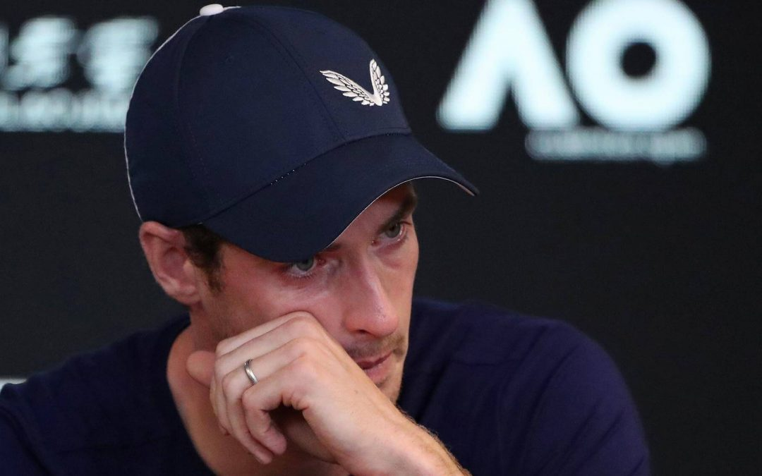 Andy Murray announces plan to retire from Tennis