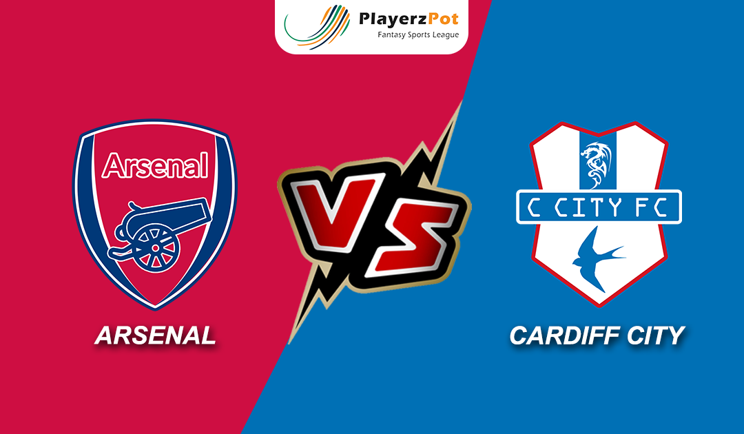 PlayerzPot Football Prediction: Arsenal vs Cardiff City