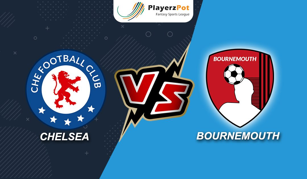 PlayerzPot Football Prediction: Chelsea vs Bournemouth |