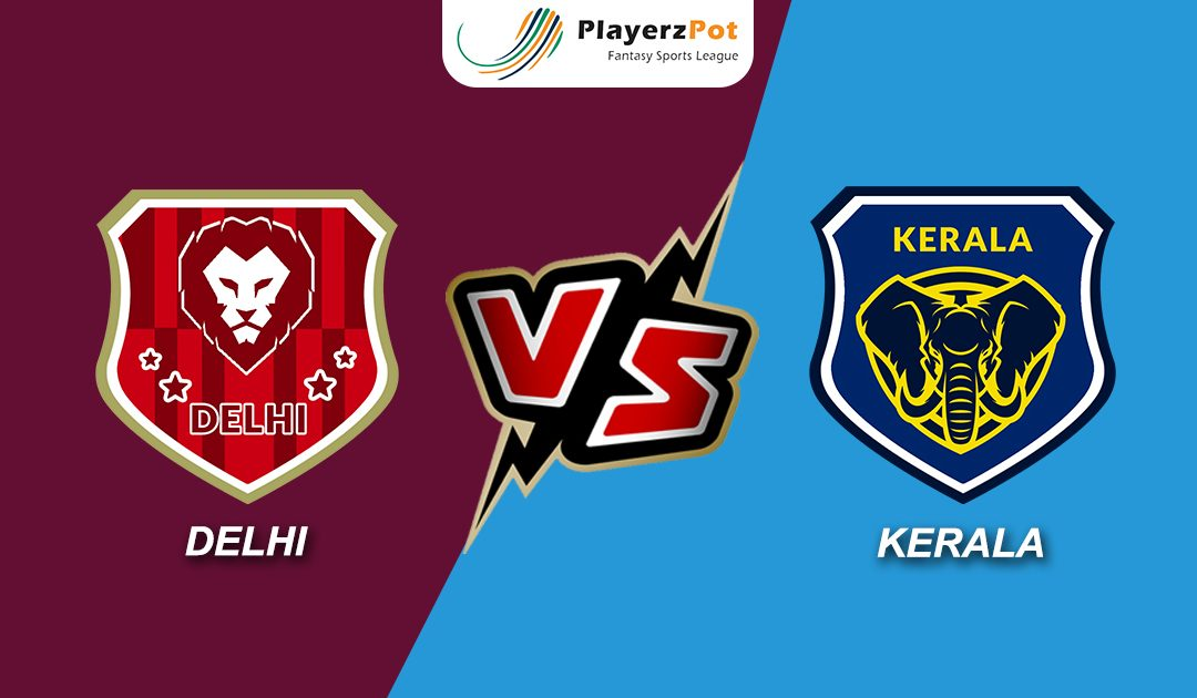 PlayerzPot Football Prediction: Delhi vs Kerala | Match 65 |