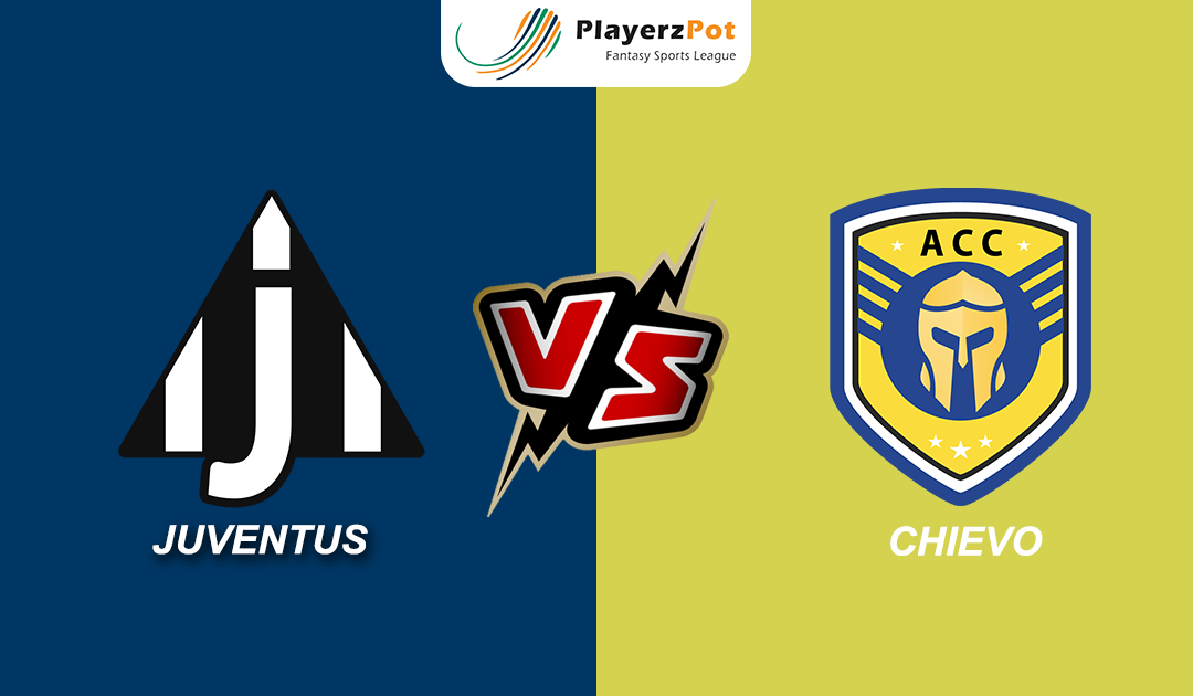 PlayerzPot Football Prediction: Juventus vs Chievo |