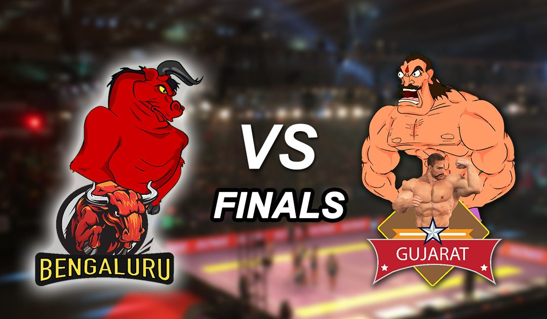 PlayerzPot Kabaddi Prediction: Bengaluru vs Gujarat | Finals |