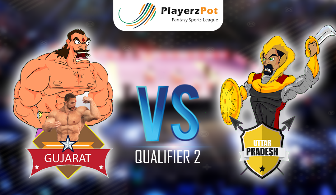 PlayerzPot Kabaddi Prediction: UP vs Gujarat | Qualifiers 2 |