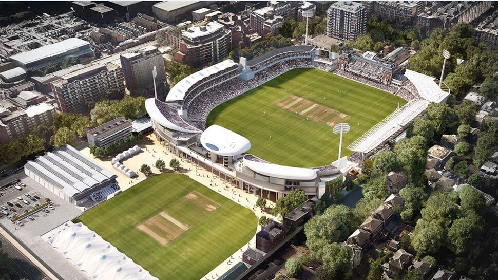 Lord's gets new stand permission to increase capacity