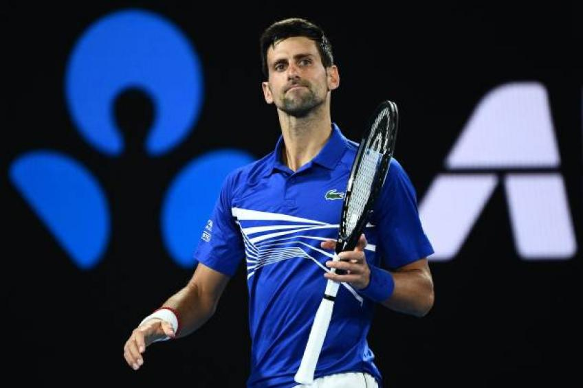 Novak Djokovic enters Australian Open semi-finals after Kei Nishikori retirement
