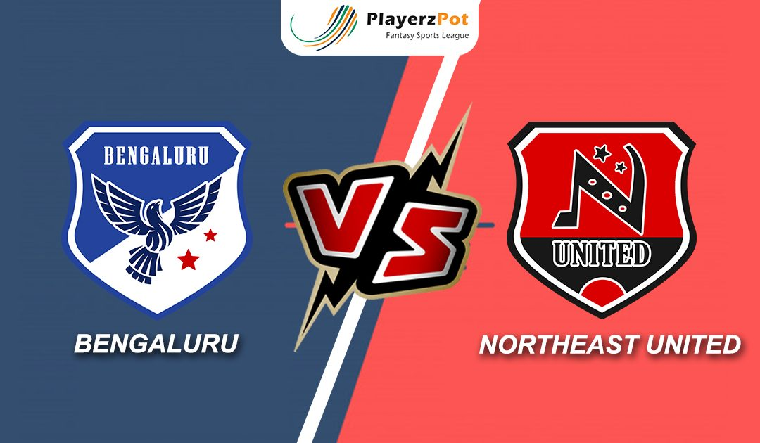 PlayerzPot Football Prediction: NorthEast vs Bengaluru|