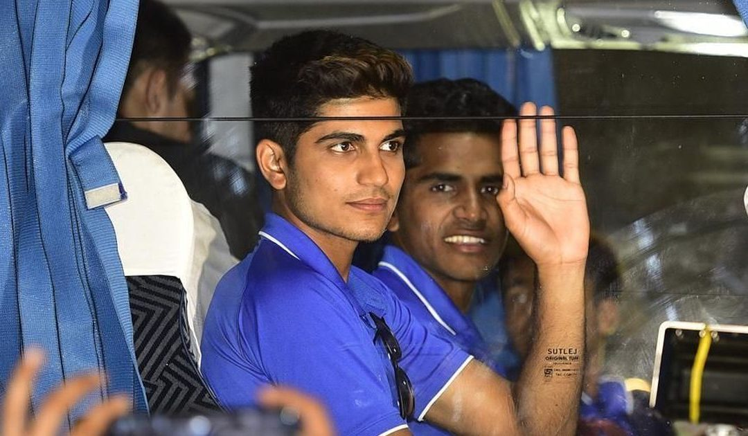 Shubman Gill: India's newest recruit to wagon of talents.