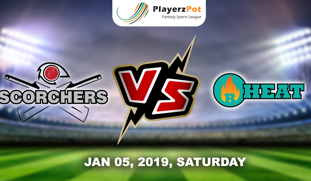 Perth Scorchers Vs Brisbane Heat | Match 21 | Big Bash Cricket