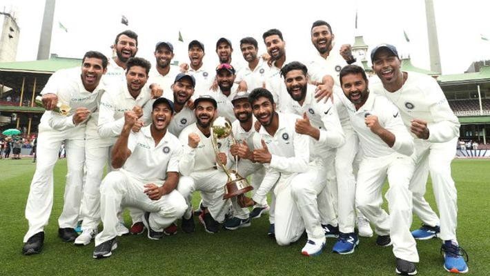 BCCI announces a big reward for Kohli's team for their historic win at Australia