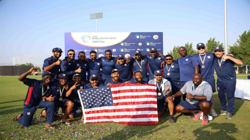 USA Cricket becomes ICC's 105th member!