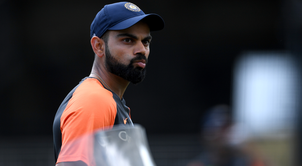 Virat Kohli brushes off injury concerns ahead of Sydney Test