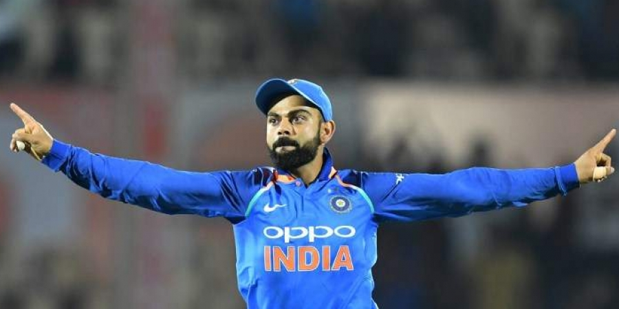 Virat Kohli breaks record again; overtakes Brian Lara on ODI run-scorers' list.