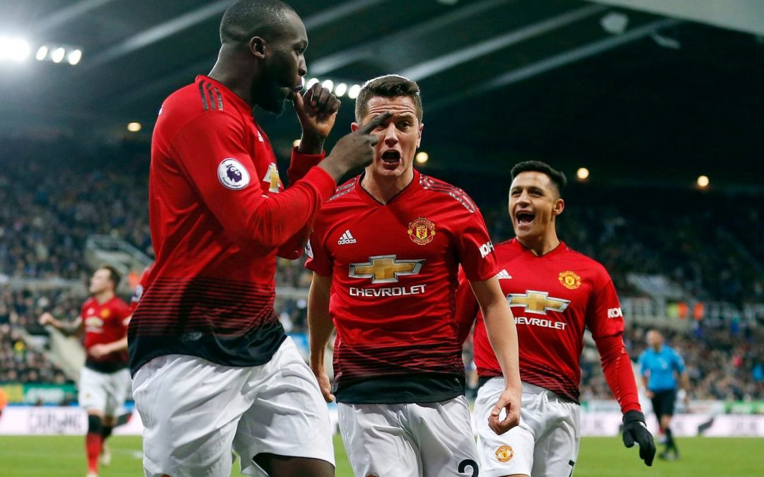 United make it four out of four with Solskjaer's magic touch