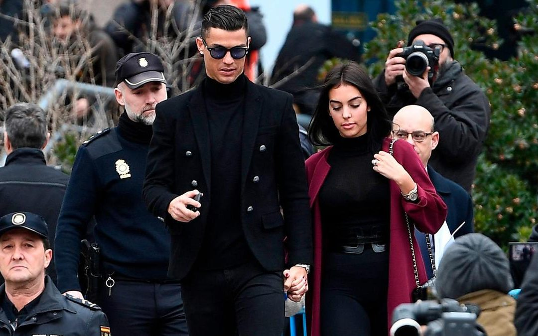 Cristiano Ronaldo fined $21m in tax evasion case