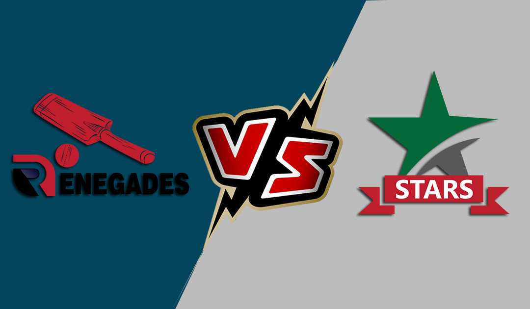 Melbourne Stars vs Melbourne Renegades Match Prediction BBL 2018-19