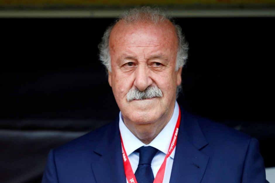 Del Bosque takes plunge in Messi vs Ronaldo debate