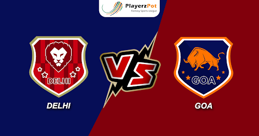 PlayerzPot Football Prediction: Goa vs Delhi |