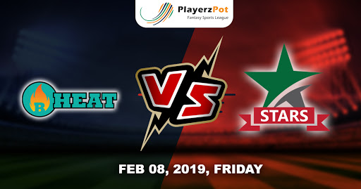 PlayerzPot Cricket Prediction: Brisbane Heat vs Melbourne Stars | Match 53