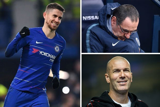 Zinedine Zidane considered for Chelsea top post