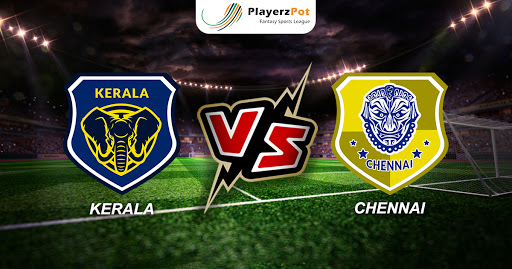 PlayerzPot Football Prediction: Kerala vs Chennai |