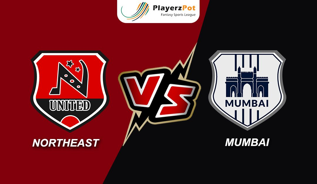 PlayerzPot Football Prediction: Mumbai vs NorthEast |