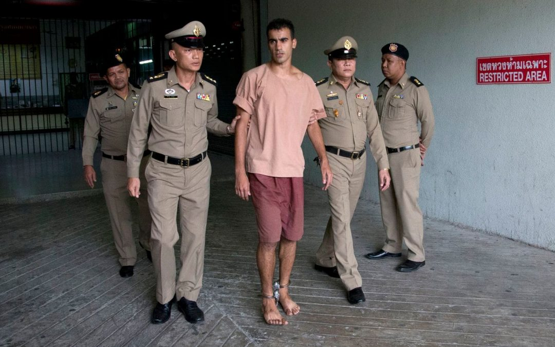 International pressure grows to release footballer Hakeem Al-Araibi
