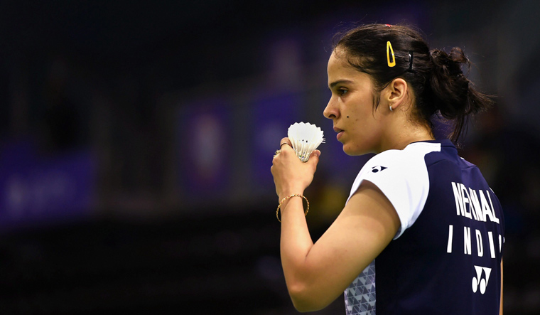Badminton Nationals:  Saina Nehwal refuses to play due to poor court conditions