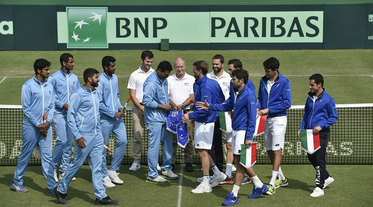 Davis Cup 2019: India face elimination after Italy take the 2-0 lead