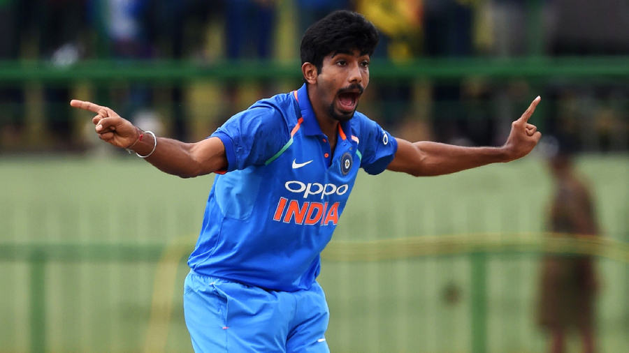 Bumrah on the cusp of history.