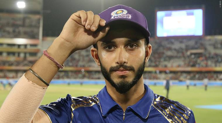 Mayank Markande gets national team call up; represent India in T20 against Australia.